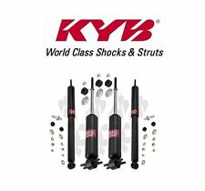 For LINCOLN Town Car Continental Set of 2 Front & 2 Rear Shock Absorbers KIT KYB