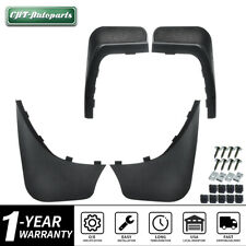 4x Splash Guards Mud Flaps Front /&Rear for 2008-2015 Smart Fortwo W451 A451 C451