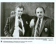 DAVID CARUSO DENNIS FRANZ PORTRAIT NYPD BLUE ORIGINAL 1993 ABC TV PHOTO
