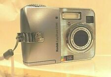 Kodak EasyShare C340 5.0MP Digital Camera - Silver - w/memory card