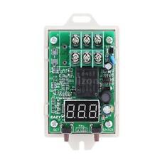 12V 24V DC LED Digital Voltage Meter Control Relay Timer Delay Switch Module