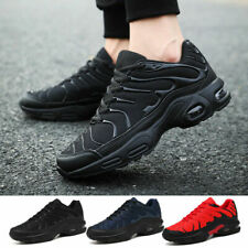 Mens Sports Shoes Athletic Outdoor Trainers Running Jogging Air Cushion Sneakers