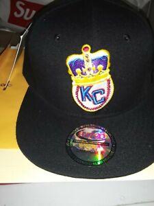 Negro league Kansas city Monarchs  cap