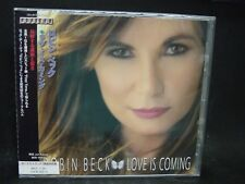 ROBIN BECK Love Is Coming + 1 JAPAN CD James Christian Tommy Denander Clif Magne