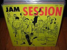 NORMAN GRANZ jam session no 1 ( jazz ) reissue DSM