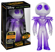 "FUNKO HIKARI DISNEY NBX JACK SKELLINGTON 9"" JAPANESE SOFUBI VINYL ONLY 750 MADE"