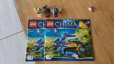 LEGO Legends Of Chima -Playthèmes -70013 L'ultra Striker d'equila