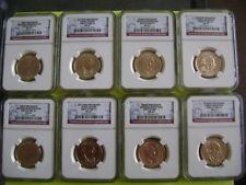 Satin Uncirculated NGC Certified US Dollar Coins