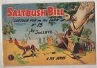 SALTBUSH BILL No 13 FINE/V FINE CONDITION 1950s ORIGINAL AUST COMIC