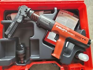 Hilti DX 351 Powder Actuated Tool- New
