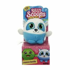 Ganz Silly Scoops 2-pc Surprise PlushToy Blind Box Series #1  Lychee Panda