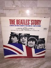 THE BEATLES STORY DOUBLE LP