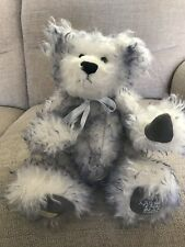 Deans Collectors Club Limited Edition Silver Membership Bear 2006