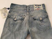 TRUE RELIGION USA RICKY Super T  Jeans 30 x 35 CDEL HVNS KNCKLE $341+ SALE