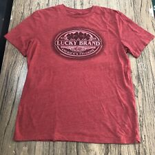 Lucky Brand Tee Shirt Size M #14138