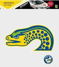 620165 PARRAMATTA EELS MONSTER DECAL SECONDARY NRL CAR STICKERS ITAG