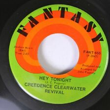 Rock 45 Creedence Clearwater Revival - Hey Tonight / Hey Tonight On Jandora Musi