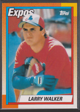 2010 Topps Cards Your Mom Threw Out #CMT155: Larry Walker(1990)