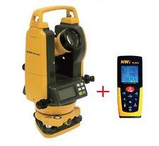 "CST/berger DGT10 5"" Digital Transit Theodolite w/ NLR60 Laser Distance Meter"