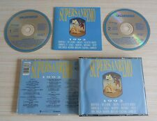 RARE BOX 2 CD ALBUM SUPERSANREMO 26 TITRES 1992