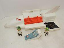 Vintage 1979 Fisher Price ALPHA PROBE 325 Spaceship Incomplete Set
