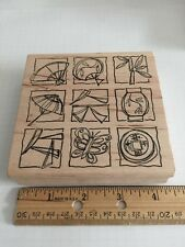 Asian Themed Stamp By Magenta Rubber Stamp Company