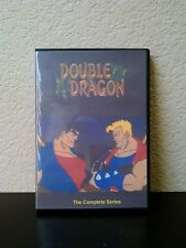 Double Dragon The Animated Cartoon Series DVD