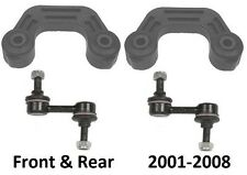 Front & Rear Link Anti Roll Bar Drop Links (4 links) To Fit Subaru Impreza 01-08