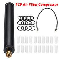 30MPa PCP Hochdruck Öl Wasser Separator Für Luftfiltration Kit air filter