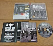 The Beatles Rockband for Sony PS3 PAL Region 2
