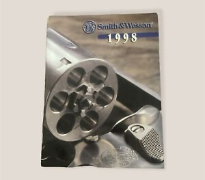 Smith & Wesson 1998 Vintage Catalog