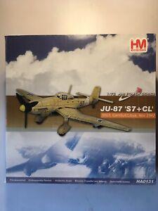 HOBBY MASTER HA0131 1:72 JU-87 S7+CL STG3, GAMBUT/LIBYA, NOV 1942