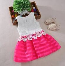 Unbranded Lace Sleeveless Dresses (2-16 Years) for Girls