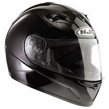 Gloss Full Face Plain HJC Motorcycle Helmets