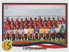 N°092 EQUIPE TEAM # TURKEY ESKISEHIRSPOR ES STICKER PANINI SUPERLIG 2011
