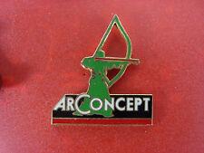pins pin sport tir a l'arc archer arconcept