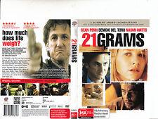 21 Grams-2003-Sean Penn-Movie-DVD