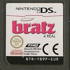 NINTENDO DS BRATZ 4 REAL GAME CARTRIDGE ONLY