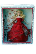 2012 Holiday Barbie Doll Mattel
