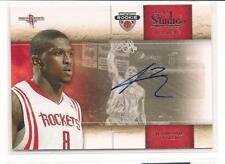 Jermaine Taylor Autograph 2009-2010 Studio Rookie Card