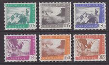 Venezuela Sc 782/C755 Mnh. 1960 Mountains & Caves, cplt set