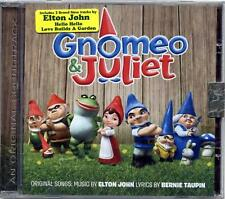 GNOMEO & JULIET - COLONNA SONORA - CD NUOVO SIGILLATO ELTON JOHN NELLY FURTADO