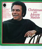Christmas With Johnny Mathis/ Columbia- LE 10196 Stereo LP  1976 Limited Edition