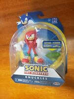 Knuckles Sonic The Hedgehog Figure Sega Jakks Pacific NEW FREE SHIPPING