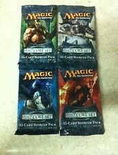 4x Magic MTG 2012 Core Set 15-cd English Booster Pack Discount Lots Available