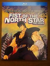 Fist of the North Star the Movie Blu Ray Official US Release Discotek Media