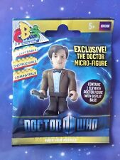 11TH DOCTOR WHO & Tournevis Sonique construction personnage Micro Figure UK Exclusive