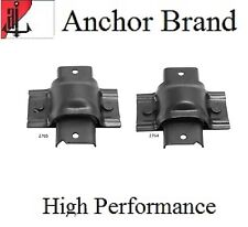 2 PCS Motor Mount 1983-1987 Ford F-250 6.9L