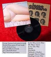 LP Jorge Santana: Same (Tomato TOM-7020) US 1978