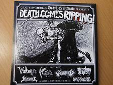 Promo cd sampler: Death comes dégradation! (Death Metal)